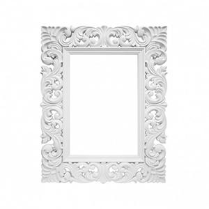 Декоративное оформление зеркал Обрамление зеркал