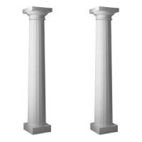 Фасадные колонны