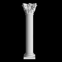 Колонны для декора зданий и помещений в архитектуре