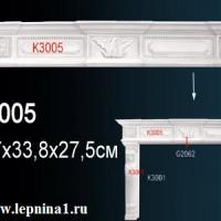 Элемент камина Perfect К3001