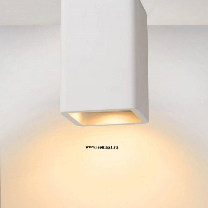 Светильник накладной гипсовый  Декоратор PS-003