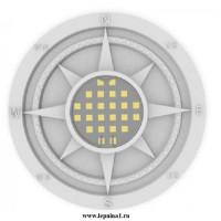 DK-023 Светильник точечный гипсовый Декоратор