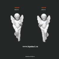 Орнамент Европласт левый 1.60.014
