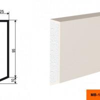 Молдинг Lepninaplast МВ-105/1
