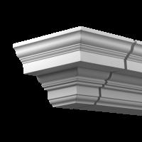 Торцевой элемент Европласт 4.31.231