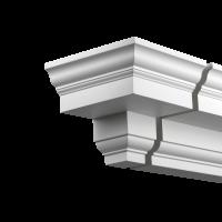 Торцевой элемент Европласт 4.32.131