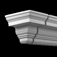 Торцевой элемент Европласт 4.32.332