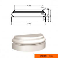 Полуколонна база Lepninaplast  КЛВ-255/4