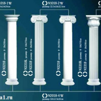 База колонны Perfect на R18 см N2018-4W