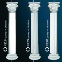 Капитель колонны Perfect на R24 см N1024-3W