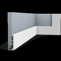 Гибкий напольный плинтус Orac Decor SX163F
