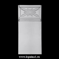 Наличник Обрамление дверных проемов Европласт 1.54.004