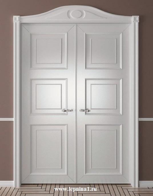 Наличник Обрамление дверных проемов Европласт 1.54.003