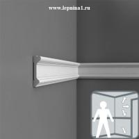 Молдинг для обрамления дверных проемов Orac Axxent DX121
