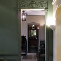 Квадрат для обрамления дверных проемов Orac Axxent D200