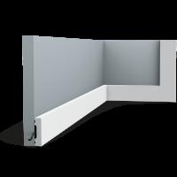 Гибкий напольный плинтус Orac Decor SX162F