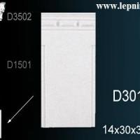 D3011 База пилястры Perfect