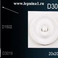 D3018 Капитель пилястры Perfect