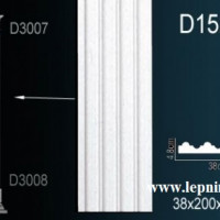 D1523 Ствол пилястры Perfect