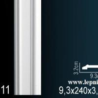 D1511 Молдинг к обрамлению дверного проема Perfect