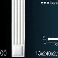 D1500 Пилястра к обрамлению дверного проема Perfect