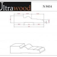 Наличник Ultrawood N 8414