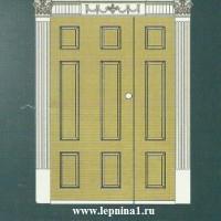 Пилястра к обрамлению дверного проема Perfect D1507