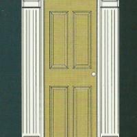 Сандрик к обрамлению дверного проема Perfect D2531