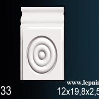 D3033 База к обрамлению дверного проема Perfect