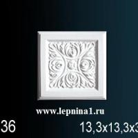 D3036 Квадрат к обрамлению дверного проема Perfect
