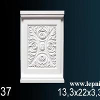 Квадрат к обрамлению дверного проема Perfect D3036