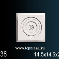D3038 Квадрат к обрамлению дверного проема Perfect