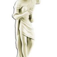 Статуя Gaudi Decor L 9000