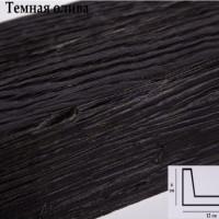Декоративная балка Уникс М16 темная олива