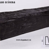 Декоративная балка Уникс Б2 темная олива
