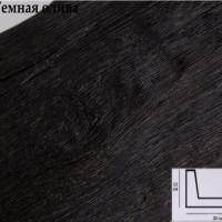 Декоративная балка 3 метра Уникс Б3 темная олива