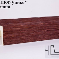 Декоративная балка Уникс СС1 вишня