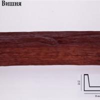 Декоративная балка 3 метра Уникс СС2 вишня
