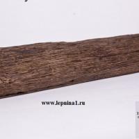 Декоративная балка Уникс Р2 дуб