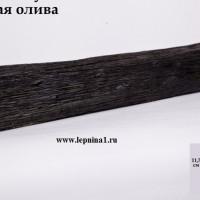 Декоративная балка Уникс Р2 темная олива