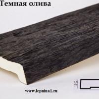 Декоративная доска Уникс ДСС19 темная олива