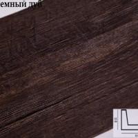 Декоративная балка Уникс Б2 темный дуб 2м