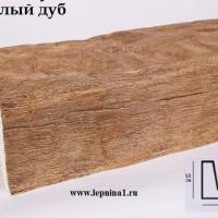 Декоративная балка Уникс Б3 светлый дуб 2м