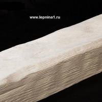 Декоративная балка Уникс Б9 белая 2м