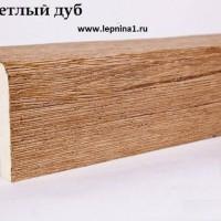 Декоративная балка Уникс М9 светлый дуб 2м
