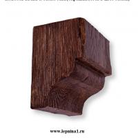 Декоративная балка Уникс М22 орех 2м