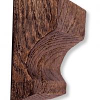 Декоративная балка 2 метра Уникс СС3 орех