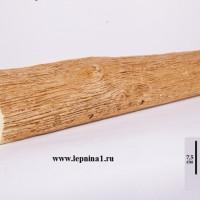Декоративная балка Уникс Р1 орех 2м