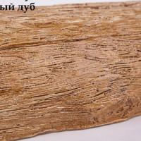 Декоративная балка 2 метра Уникс Р2 светлый дуб