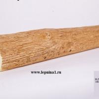 Декоративная балка Уникс Р2 орех 2м